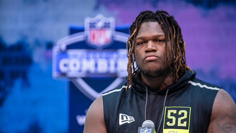 Titans first-round pick Isaiah Wilson arrested on DUI charges