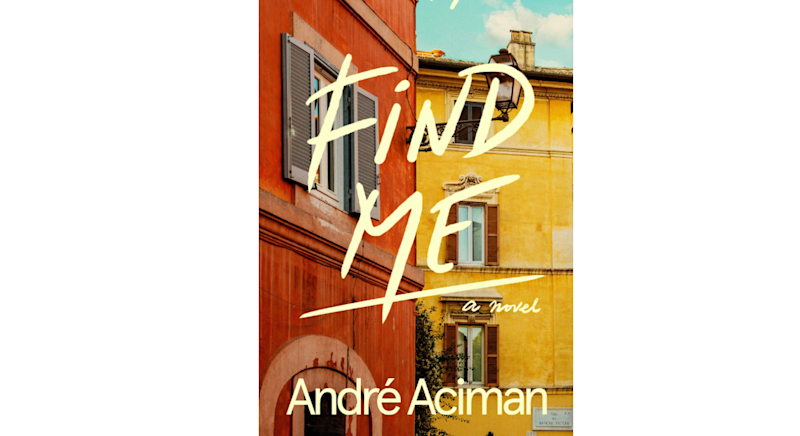 From the bestselling author of Call Me By Your Name comes the second instalment of the story. [Photo: Amazon]