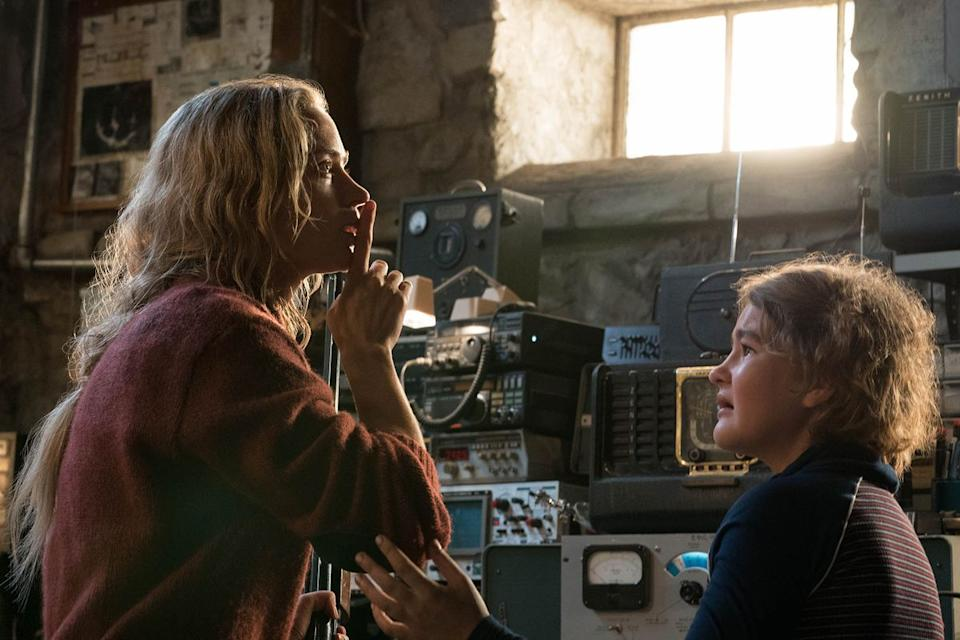 A Quiet Place (Credit: Paramount)