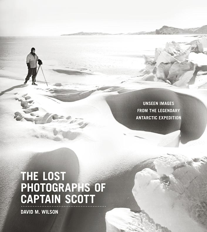 """For more information on """"The Lost Photographs of Captain Scott"""" and where to buy the book, visit <a href=""""http://www.hachettebookgroup.com/books_9780316178501.htm"""" rel=""""nofollow noopener"""" target=""""_blank"""" data-ylk=""""slk:hachettebookgroup.com"""" class=""""link rapid-noclick-resp"""">hachettebookgroup.com</a><br><br>(Photo credit: ©2011 Richard Kossow)"""