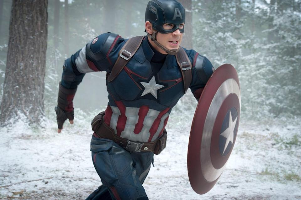 Was Steve Rogers in another dimension?