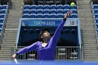 Japan's Naomi Osaka will be one of the biggest stars of the Tokyo Olympics