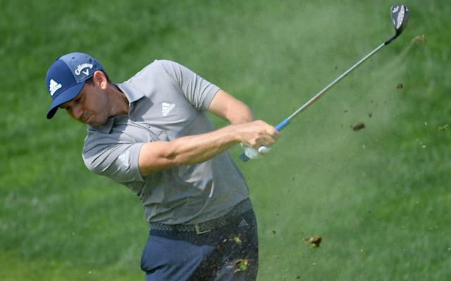 Sergio García was kicked out of this year's event after the Spaniard damaged the greens - Getty Images Europe