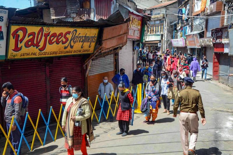 Himachal Pradesh Relaxes Covid-19 Curfew for Morning Walkers From Tomorrow