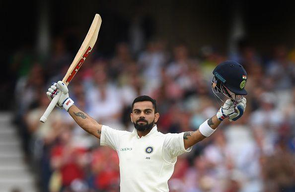Virat Kohli scored 97 and 103 in the 3rd Test and helped India to stay alive in the series in England