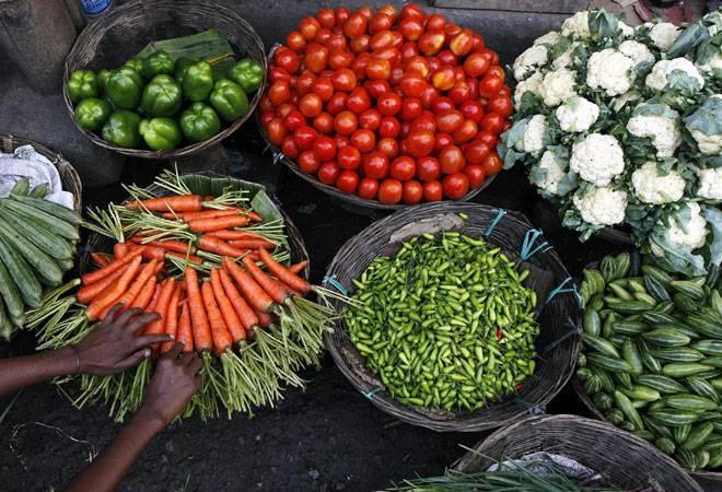 Retail inflation cooled to an 11-month low of 3.69 per cent for the  month of August compared to 4.17 per cent in July, raising hopes that RBI may not go for another rate hike in the next monetary policy meeting.<br />