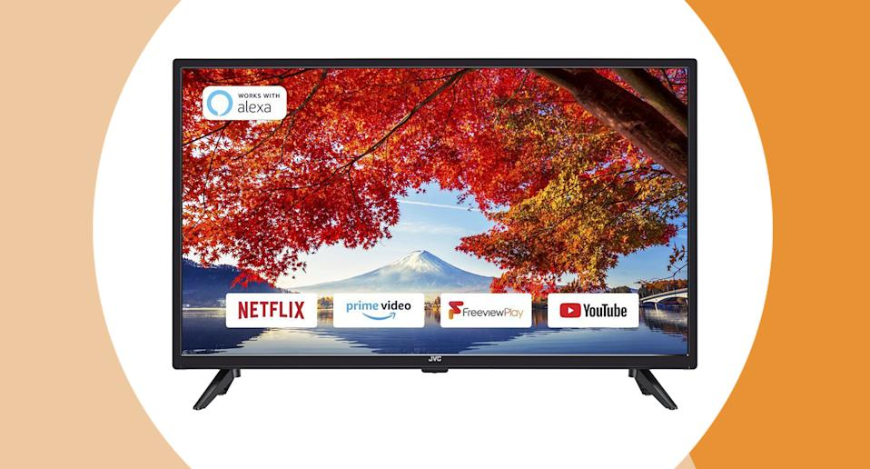 The on TV deal you should see this bank holiday. (Currys PC World/ Yahoo Style UK)