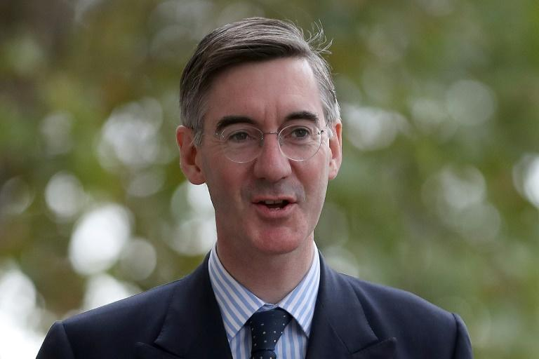 "Jacob Rees-Mogg, heading a bid to work out alternatives to May's Brexit plan, said Wednesday he wants her to stay on despite policy disagreements. ""I have long said... that the policy needs to be changed but I am supporting the person,"" he said"