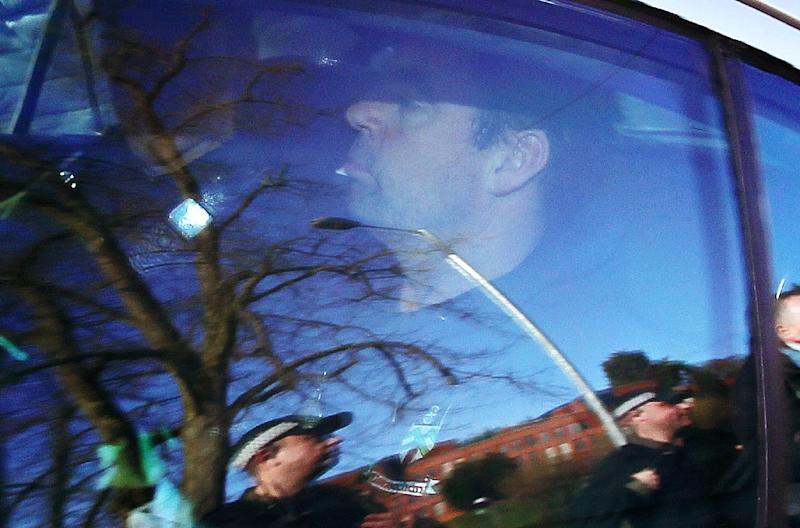 Seamus Daly had been on remand in prison since 2014 after he was accused of murdering 29 people in the the 1998 Omagh bombing (AFP Photo/Peter Muhly)