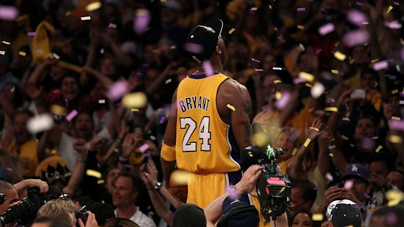 Lakers to officially retire Kobe Bryant's 2 jersey numbers, hold ceremony