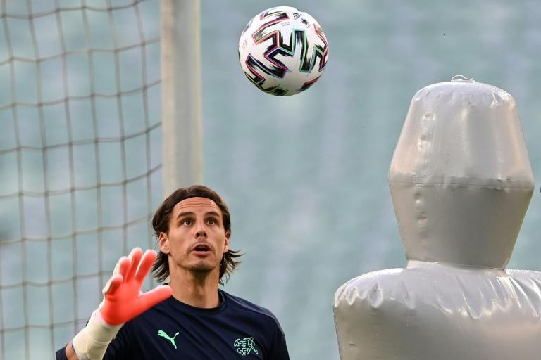 Yann Sommer has played 63 times for Switzerland since his debut in 2012