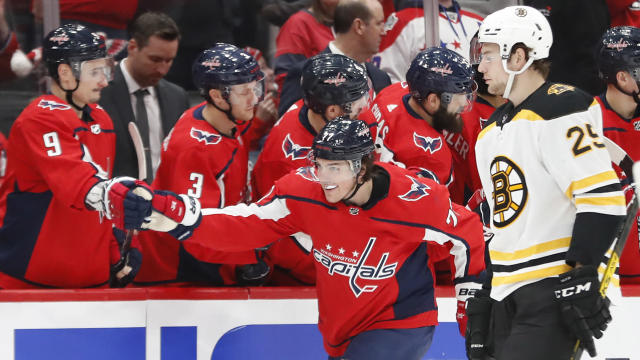 The Washington Capitals are getting elite production across the board. (Geoff Burke-USA TODAY Sports)