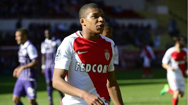 Ligue 1 leaders Monaco maintained their title charge after coming from behind to beat Toulouse 3-1 at the Stade Louis II.