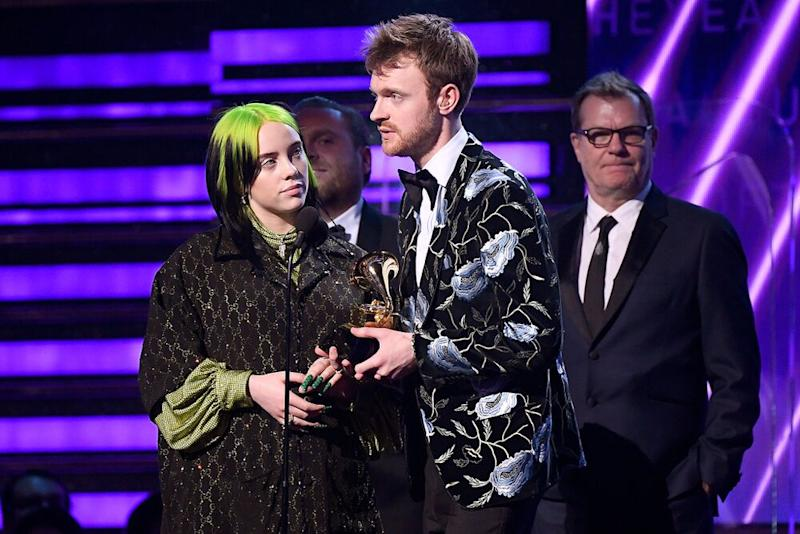 Billie Eilish and Finneas O'Connell | Kevork Djansezian/Getty Images