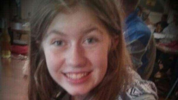 PHOTO: Jayme Closs, 13, who was kidnapped after her parents were murdered has just been found alive, police say. January 10, 2019. (No credit)