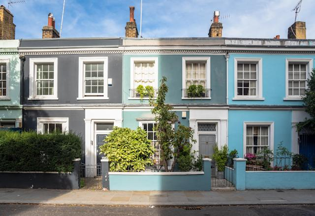 House prices have risen the most in London and the Outer Metropolitan region. Photo: Getty