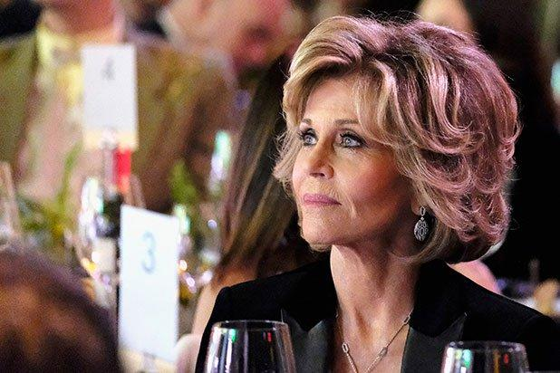 Men like Harvey Weinstein should go to jail, says Jane Fonda