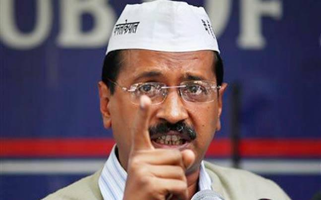 Take away office, AAP will function from streets, says Kejriwal
