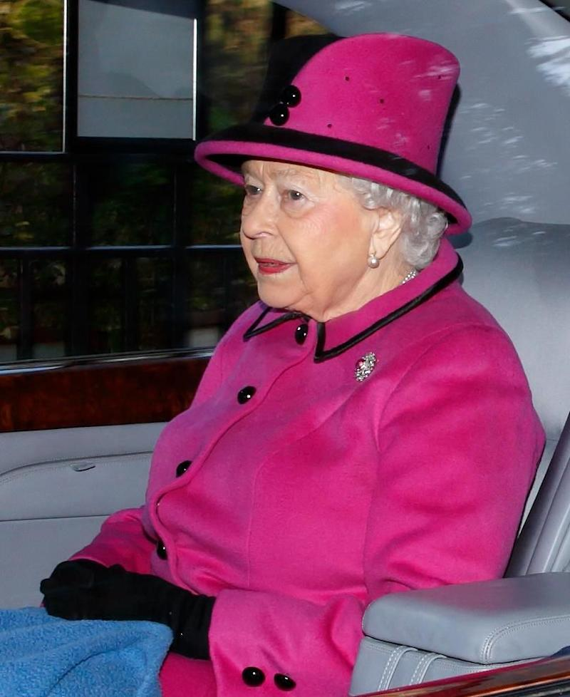 The Queen has reportedly sacked her bra-fitter of 57 years. Photo: Getty Images