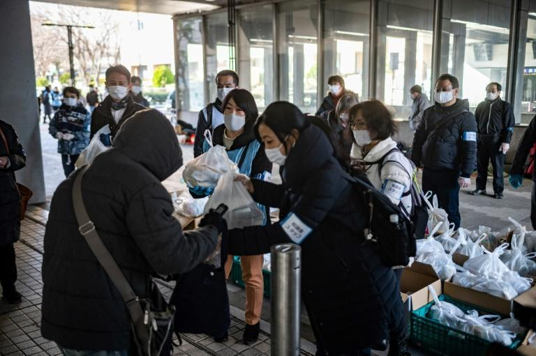 More than 10 million people in Japan live on less than $19,000 a year, while one in six lives in 'relative poverty' on incomes less than half the national median