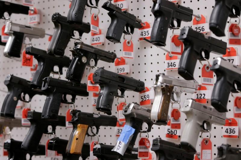 A $50 Million Fight Over Gun Research Funding
