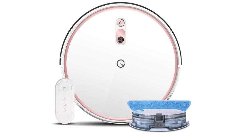 Yeedi K700 2-in-1 Robot Vacuum and Mop (Photo: Amazon)