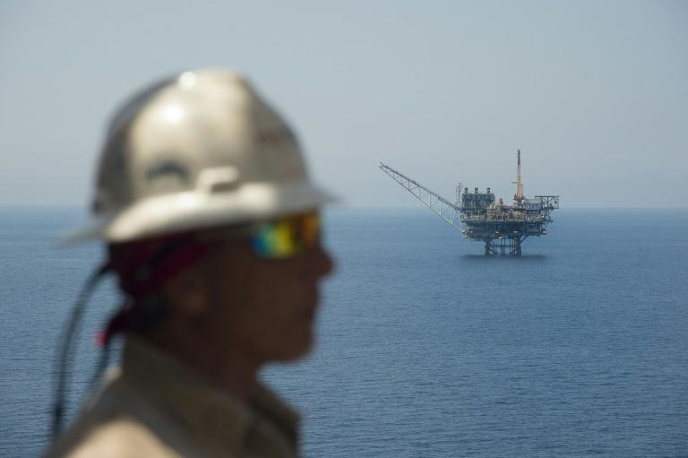 Natural gas is now the biggest contributor to the growth in emissions, researchers say (AFP Photo/AHIKAM SERI)