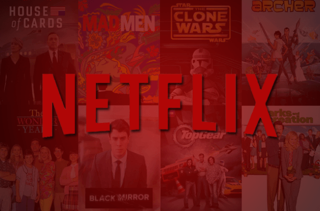 best netflix instant tv shows streaming