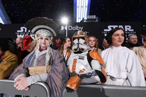 "'Star Wars' fans -- many seen here in costume at the premiere of ""The Rise of Skywalker"" -- expect ""full diversity or nothing,"" says pop culture writer Kayleigh Donaldson"