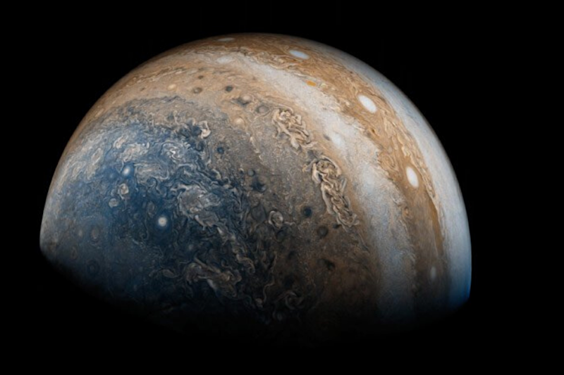 How Much Water Does Juipter Really Have? Here's What NASA's Probe Found