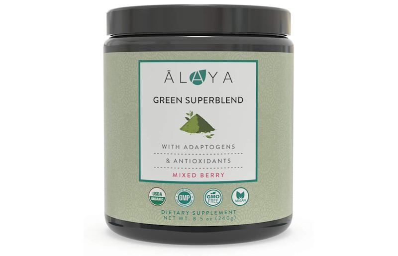 Alaya Organic Super Greens Powder (Photo: Amazon)