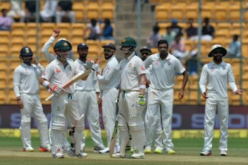 Australia defend captain Smith as 'cheat' row escalates