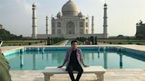 Taj Mahal reopens to tourists as India eases Covid-19 restrictions