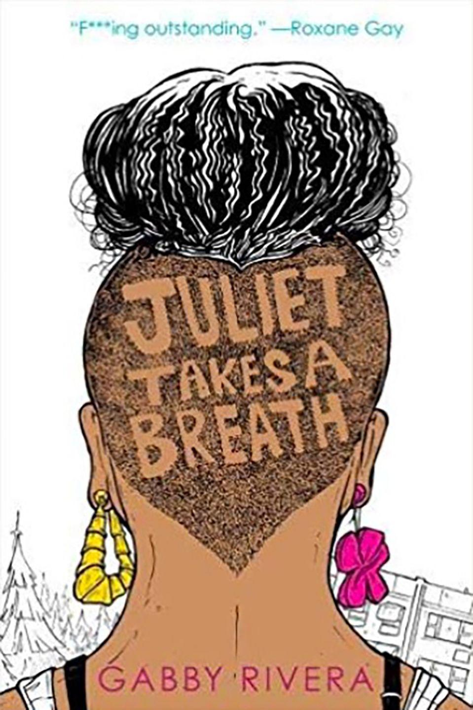 """<p><a class=""""link rapid-noclick-resp"""" href=""""https://www.amazon.co.uk/Juliet-Takes-Breath-Gabby-Rivera/dp/1368026303/ref=sr_1_1?keywords=Juliet+Takes+A+Breath+by+Gabby+Rivera&qid=1567161886&s=gateway&sr=8-1&tag=hearstuk-yahoo-21&ascsubtag=%5Bartid%7C1919.g.15922606%5Bsrc%7Cyahoo-uk"""" rel=""""nofollow noopener"""" target=""""_blank"""" data-ylk=""""slk:SHOP NOW"""">SHOP NOW</a> £15.99, Amazon</p><p>Juliet Milagros Palante, a self-proclaimed closeted Puerto Rican baby dyke from the Bronx, comes out to her parents the night before flying to Portland, Oregon, to intern for her favourite feminist writer. It doesn't go so well, and as she embarks on a summer that will be a full on exploration of race and identity, she wonders whether she'll ever speak to her mother again.<br></p>"""