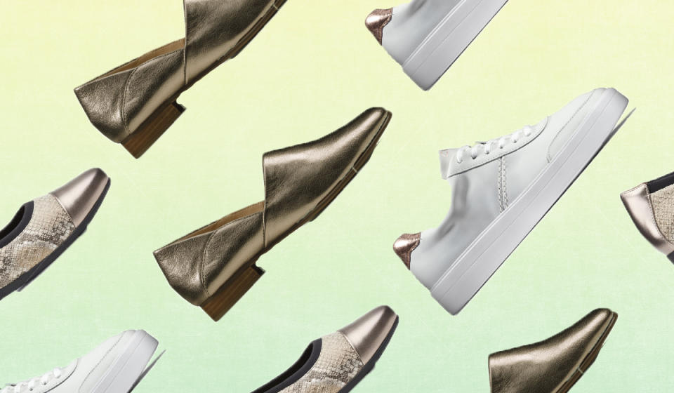 Time to add a new pair of shoes to your lineup. (Photo: Clarks)