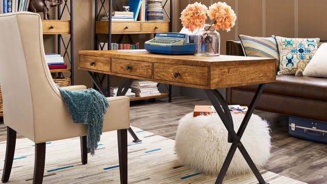 Find the same great furniture at Pier 1 while online shopping.