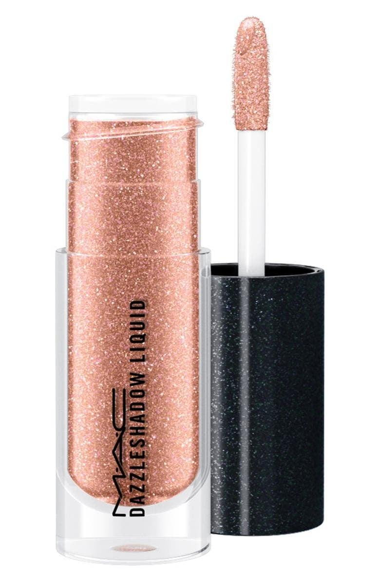 <p>It's no secret that eyeshadow is having a major moment this year thanks for face masks but not everyone feels comfortable with blending together different colors. The <span>MAC Dazzleshadow Liquid Eyeshadow</span> ($16, originally $23) makes it easy to swipe on a quick wash of sparkly pigment. Get it for 30 percent off. </p>