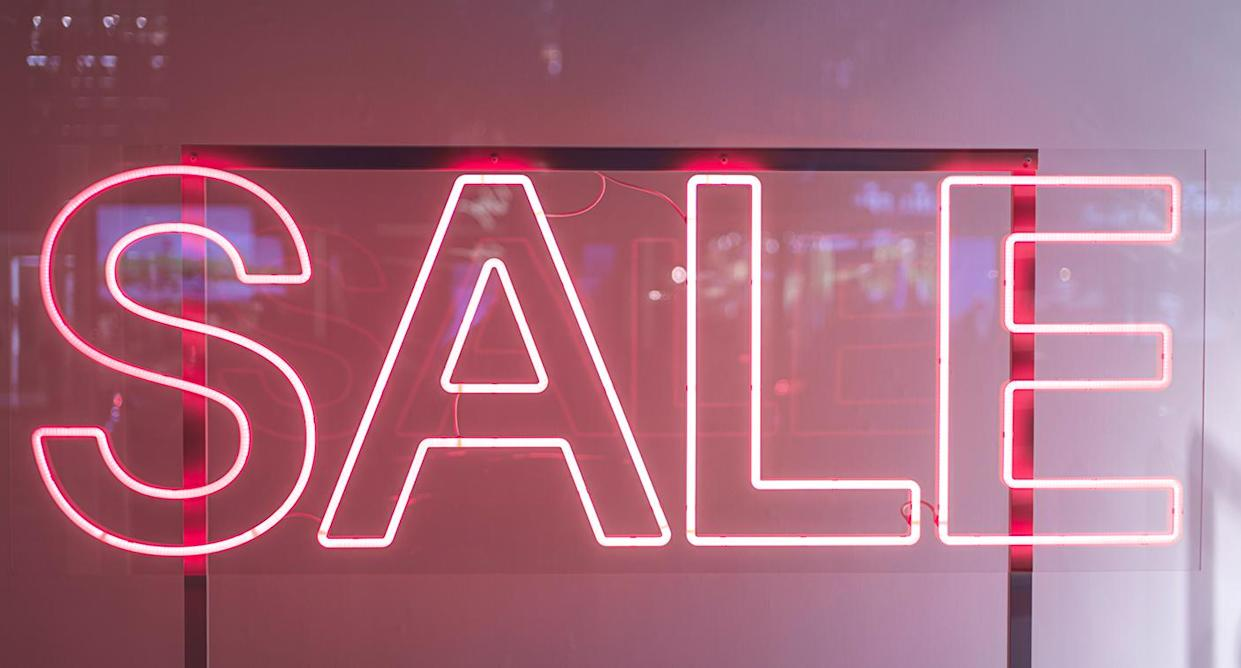 John Lewis has an almighty sale on with up to 50% off select lines. (Getty Images)