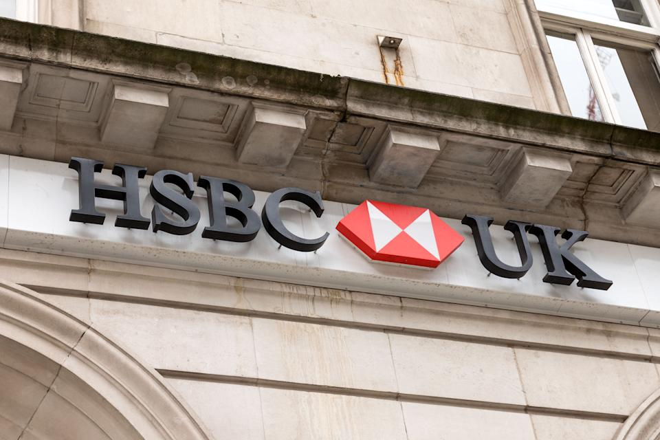 HSBC is midway through a transformation plan meant to reverse years of underperformance, and has been strategically shifting capital to areas amassing higher returns such as Asia, and wealth management. Photo: Belinda Jiao/SOPA/LightRocket via Getty