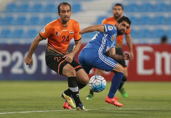 Air Force Club vs Al Wahda