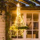 """<p>This Terrain favorite combines a rustic moss wreath with cascading lights, creating an instantly romantic ambience.</p><p><strong>See more at <a href=""""https://www.shopterrain.com/products/solar-droplet-lantern-light-string"""" rel=""""nofollow noopener"""" target=""""_blank"""" data-ylk=""""slk:Terrain"""" class=""""link rapid-noclick-resp"""">Terrain</a>.</strong></p><p><strong><a class=""""link rapid-noclick-resp"""" href=""""https://www.amazon.com/Lxcom-Decoration-Festival-Decorations-Crafting/dp/B07KT1ZC63/ref=sr_1_9?tag=syn-yahoo-20&ascsubtag=%5Bartid%7C10050.g.3404%5Bsrc%7Cyahoo-us"""" rel=""""nofollow noopener"""" target=""""_blank"""" data-ylk=""""slk:Shop string light chandelier"""">Shop string light chandelier</a><br></strong></p>"""