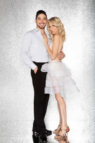 PHOTO: Debbie Gibson and pro dancer Alan Bersten will compete for the mirror ball title on the new season 'Dancing With The Stars.' (Craig Sjodin/ABC)