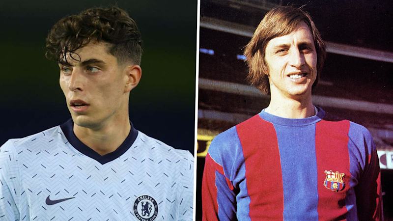 'Havertz is like a modern-day Cruyff' - Chelsea star compared to Dutch legend by Rangnick