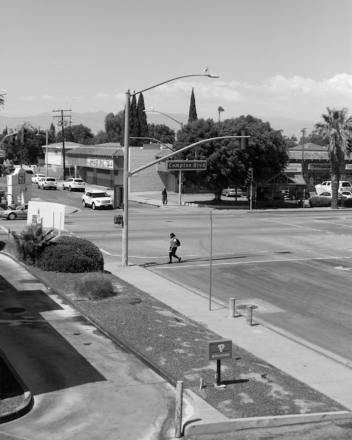 """Compton's health and economic deficits are compounded by the absence of well-paying jobs and a high proportion of undocumented immigrants who lack health insurance.<span class=""""copyright"""">Kovi Konowiecki for TIME</span>"""