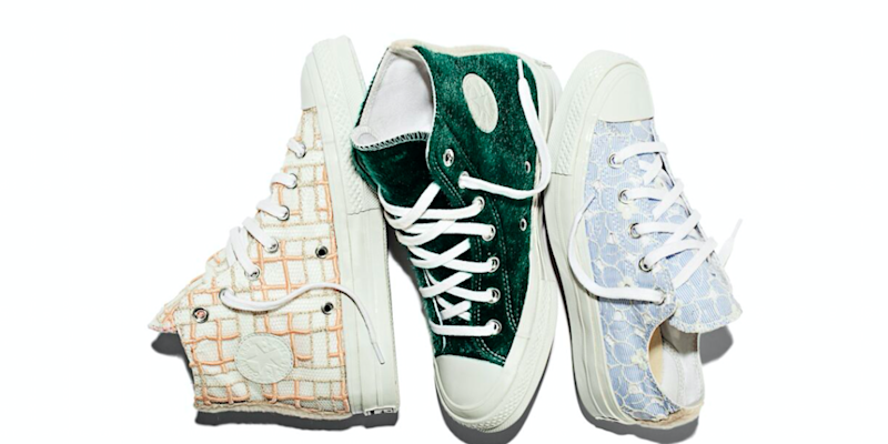 Converse Gets a Furry Makeover Courtesy of Shrimps' Hannah