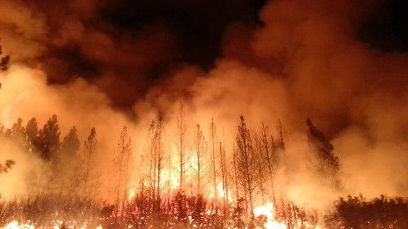 With Warming, Wildfires Growing More Difficult to Predict (Op-Ed)