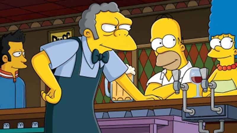The Simpsons writers found Moe's surname in the phonebook