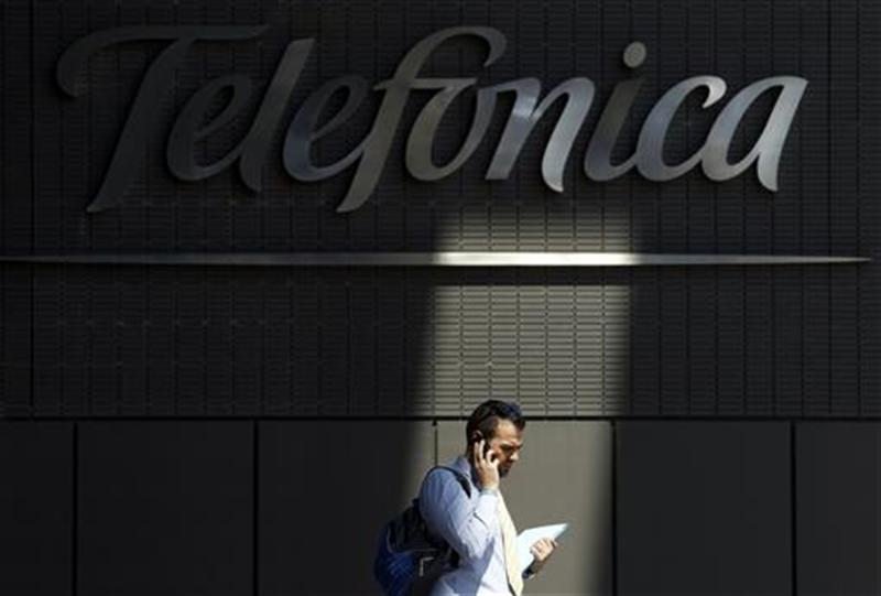 Representing Spain is the Telefónica Group with <b>243.51 million connections</b> and a revenue of $11.40 billion. Telefónica also has operations in Europe, the USA and Latin America and is the former public monopoly of telecommunications in Spain. (Photo: Reuters)
