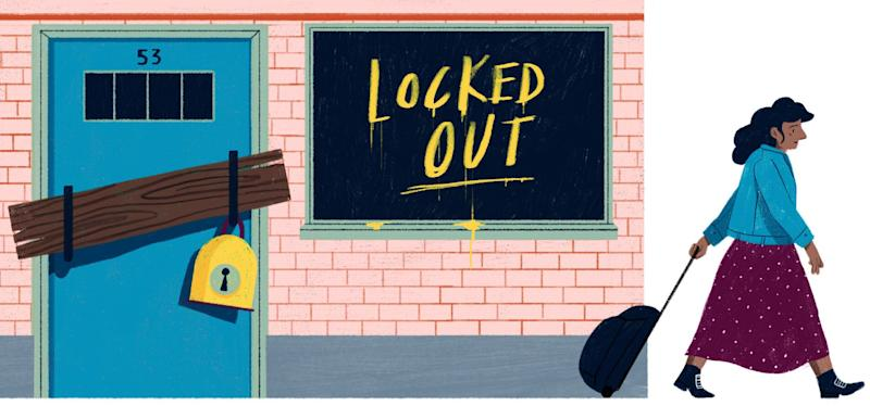 Locked Out: An investigation by The Bureau of Investigative Journalism (Photo: Harry Woodgate)