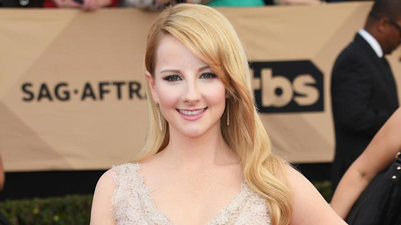'Big Bang Theory' Star Melissa Rauch Welcomes Baby Girl!